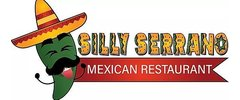 Silly Serrano Mexican Restaurant Logo