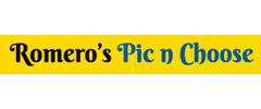 Romero's Pic n Choose Logo
