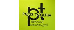 Paco's Taqueria Logo