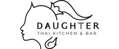 Daughter Thai Kitchen & Bar Logo
