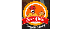 Choice of India Restaurant Logo