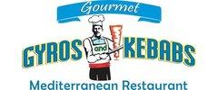 Gourmet Gyros & Kebabs Logo
