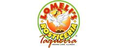 Lomeli's Rosticeria Logo