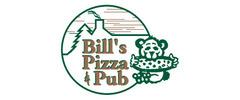 Bill's Pizza & Pub Logo