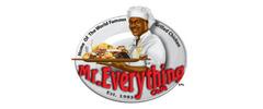 Mr. Everything Cafe logo