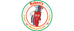 Ruben's Mexican Food Logo