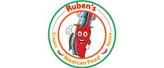 Ruben's Mexican Food Logo