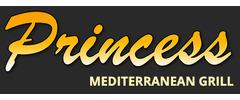 Princess Mediterranean Grill Logo