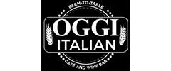 Oggi Italian Street Food Logo