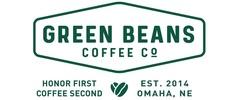 Green Beans Coffee Omaha Logo