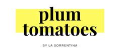 Plum Tomatoes By La Sorrentina Logo