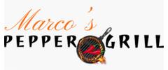 Marco's Pepper Grill Logo