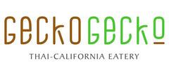 Gecko Gecko Thai California Eatery Logo