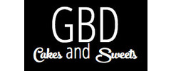 GBD Cakes and Sweets Logo