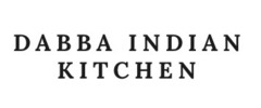 Dabba Indian Kitchen Logo