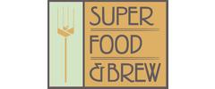 Super Food & Brew Logo