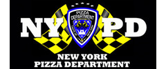 New York Pizza Department Logo