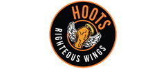Hoots Righteous Wings Logo
