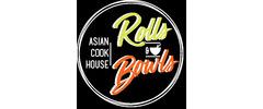 Rolls & Bowls Logo