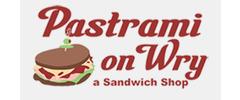 Pastrami on Wry Logo