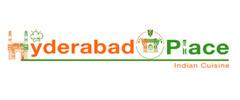 Hyderabad Place Indian Cuisine Logo