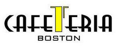 Cafeteria Boston Logo
