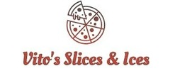 Vito's Slices and Ices Logo
