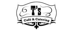 T's Cafe & Catering Logo