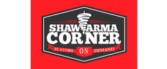 Shawarma  Corner Logo