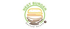 Nest Burger logo