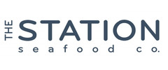 The Station Seafood CO. Logo