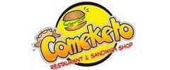 Comeketo Restaurant Logo