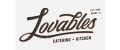 Lovables Catering + Kitchen Logo