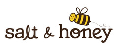 Salt & Honey Catering Logo