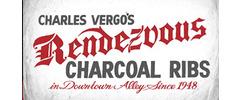 Charlie Vergos' Rendezvous Logo