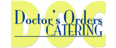 Doctor's Orders Catering Logo