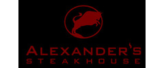 Alexander's Steakhouse Logo