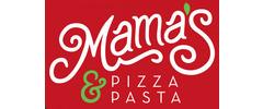 Mama's Pizza & Pasta Logo