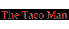 The Taco Man Logo
