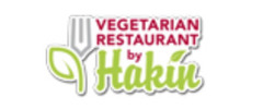 Vegetarian Restaurant by Hakin logo
