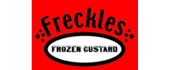Freckles Frozen Custard Logo