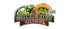 Iguanas Ranas Cantina Logo