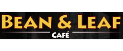 Bean and Leaf Cafe Logo