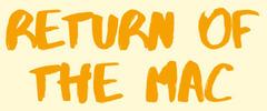 Return of the Mac Logo