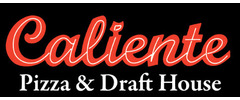 Caliente Pizza & Draft House logo