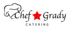 Chef Grady Catering Logo