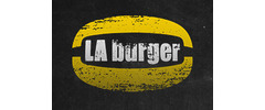 La Burger logo
