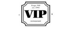 VIP Restaurant & Catering Logo