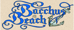Bacchus On The Beach Logo