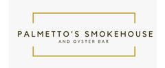 Palmettos Smokehouse and Oyster Bar Logo